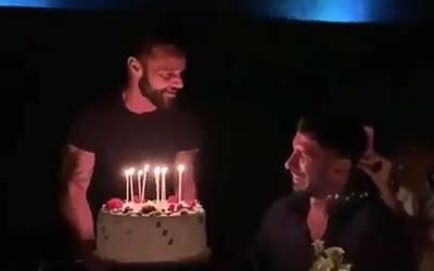 Cumpleanos Feliz Ricky Martin.Video Con Espectacular Cena Ricky Martin Celebra El