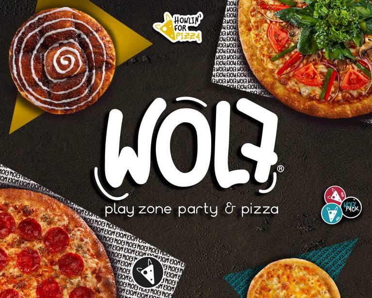 Resultado de imagen para peter piper pizza wolf play zone