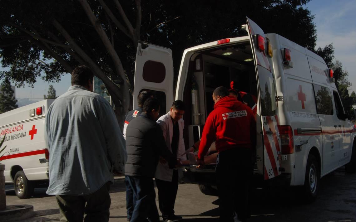Atiende Cruz Roja a más de mil baleados - El Sol de Tijuana 37a42202eb14b
