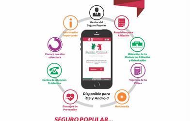 Esta Es La App Del Seguro Popular El Sol De Tijuana