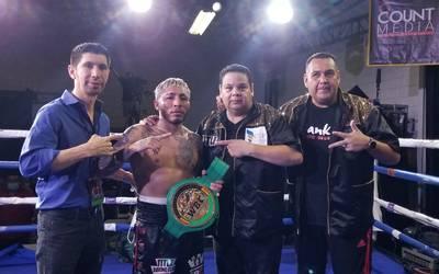 """Alejandro """"Peque"""" Santiago conserva su título CMB - El Sol de Tijuana"""