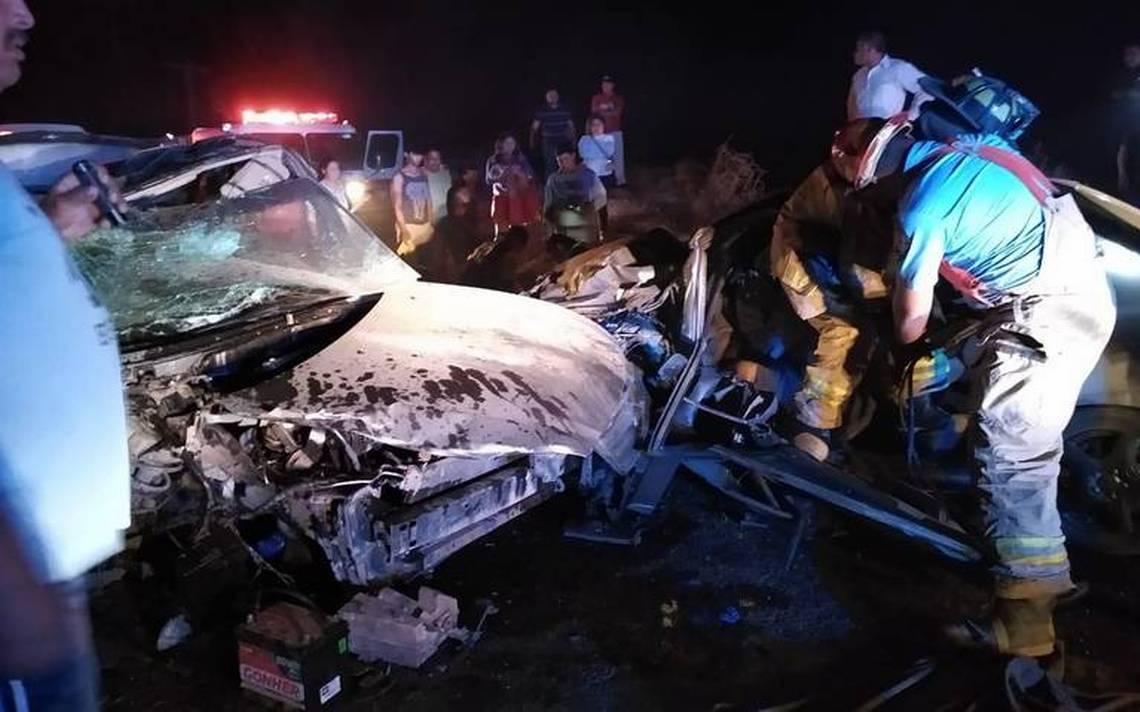 Un muerto y varios heridos en encontronazo en Valle de Mexicali - El Sol de Tijuana